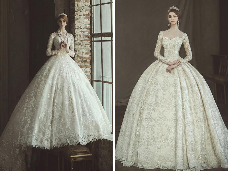 vestido-para-noiva-estilo-classico-casamento-princesa