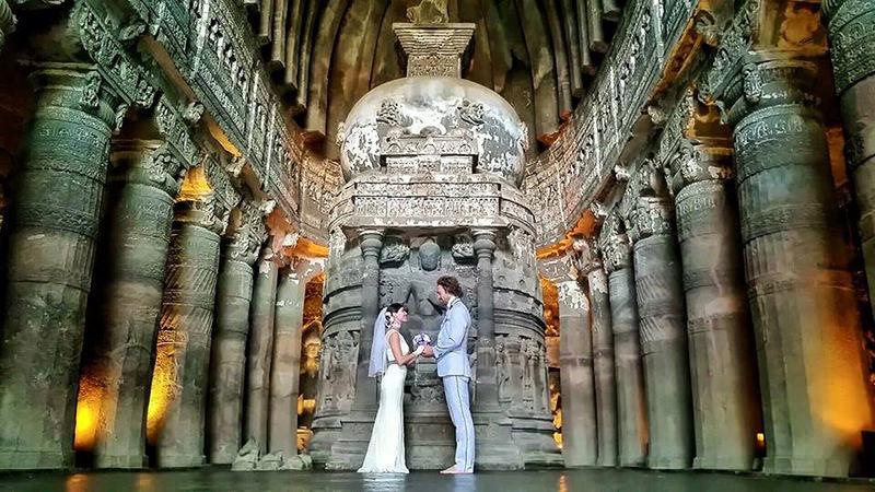 Noivos-se-casam-38-vezes-em-12-países-diferentes-india-6