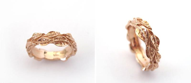 alianca-de-casamento-folhas-ouro-rose