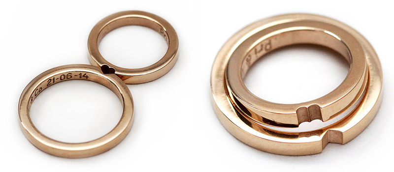 alianca-do-casal-forma-coracao-ouro-rose