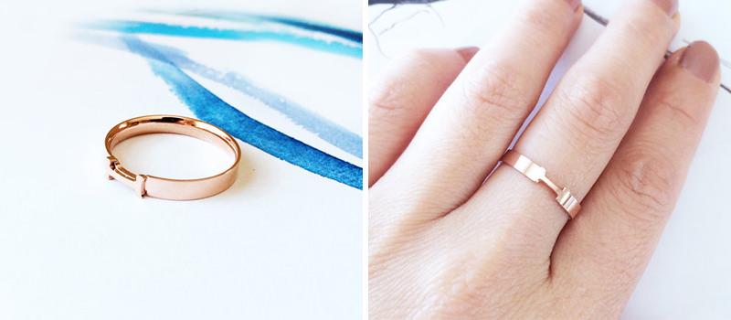 alianca-em-ouro-rose-casamento-noivos
