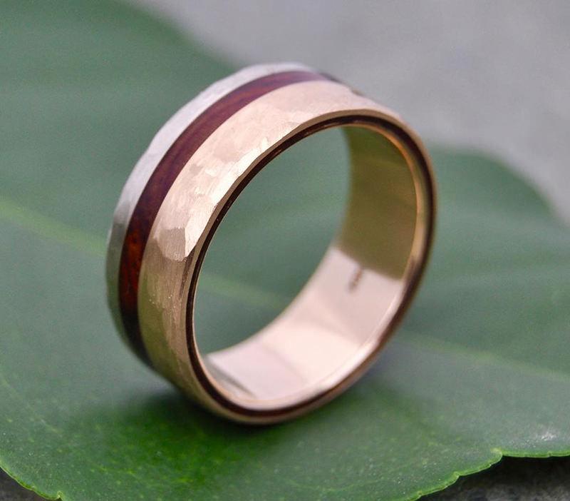 anel-masculino-casamento-ouro-rose-madeira