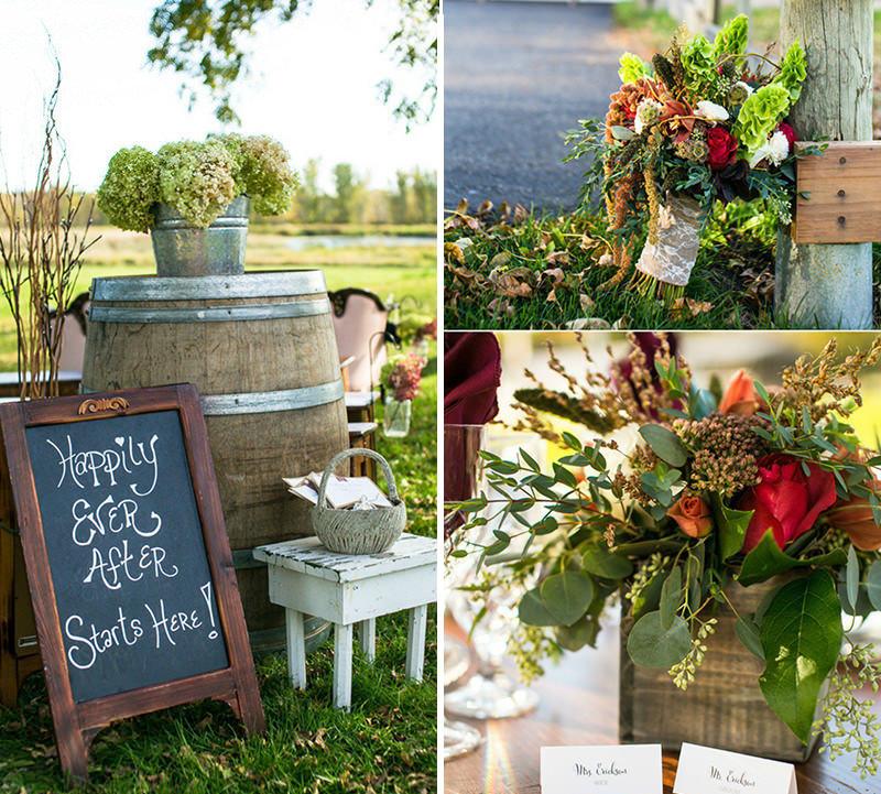 decoracao-com-flores-para-casamento-na-fazenda