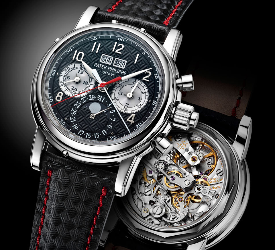 Relógio Patek Philippe 5004T - titanio
