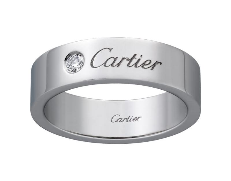 5966c324c75 31 alianças de platina com diamantes para você sonhar - eNoivado