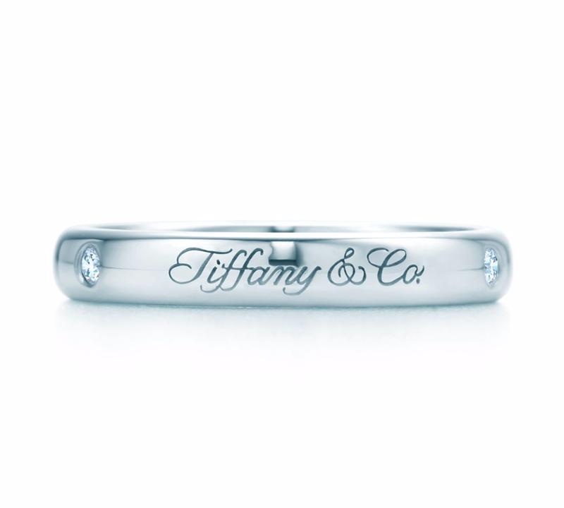 aliança-platina-diamante-tiffany