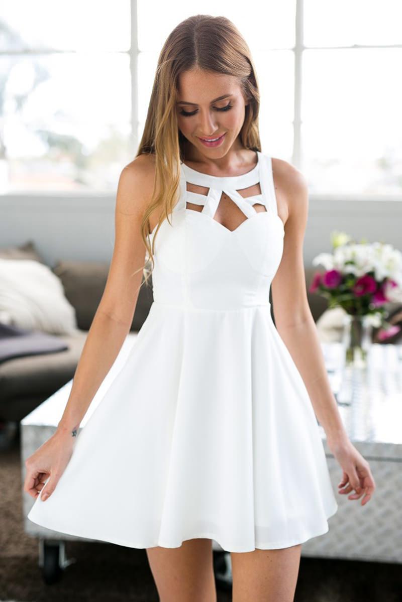 62755ff9e Casamento apenas no civil? 30 ideias de vestido para a noiva - eNoivado