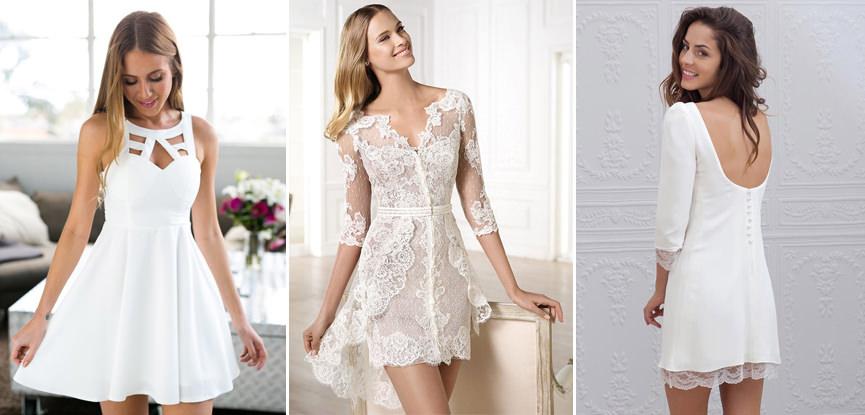 027e12dab2db Casamento apenas no civil? 30 ideias de vestido para a noiva - eNoivado