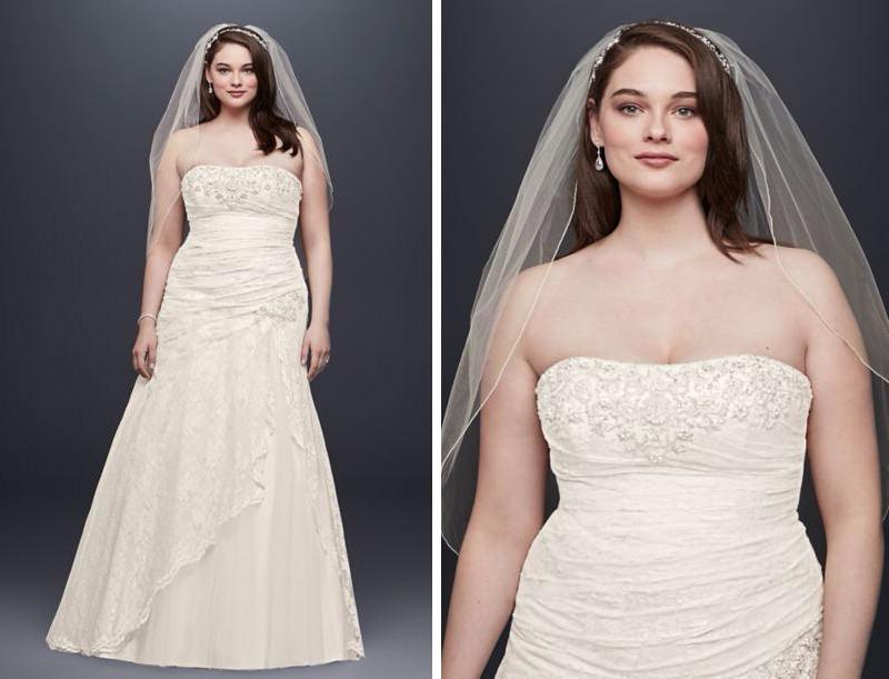 vestido-de-noiva-plus-size-classico-Davids-Bridal