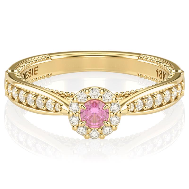 Poesie-anel-de-noivado-uni-princess-safira-rosa