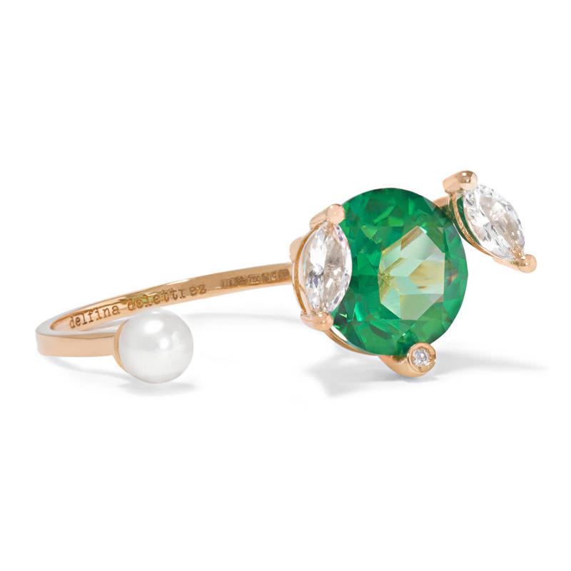 anel-de-noivado-esmeralda-e-perolas