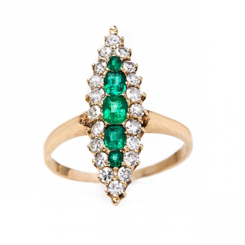 anel-de-noivado-ouro-amarelo-e-esmeralda