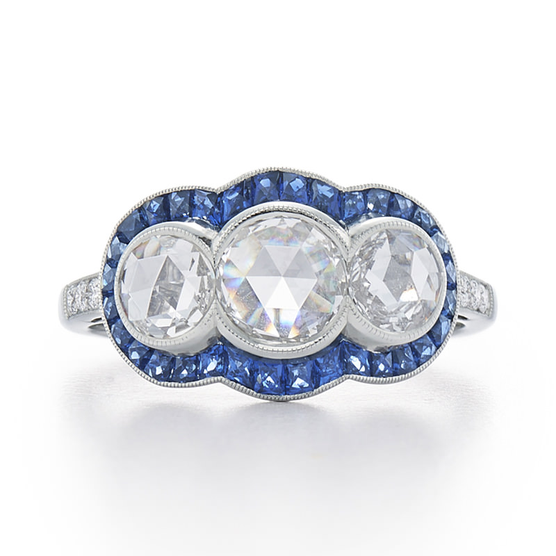 anel-de-noivado-diferente-safira-e-diamante
