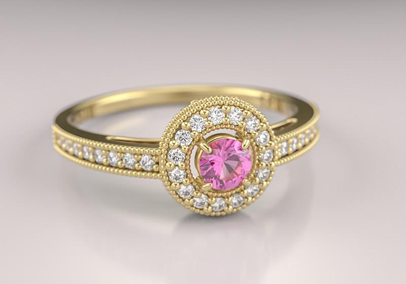 anel-noivado-oui-amarelo-safira-rosa