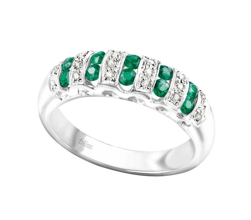 alianca-de-noivado-com-esmeraldas-e-diamantes-em-ouro-branco