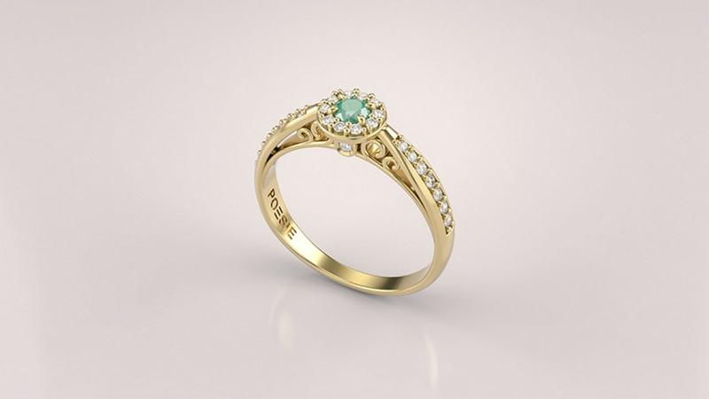 anel-insignia-amarelo-esmeralda-alianca-de-noivado-com-esmeralda-e-diamantes