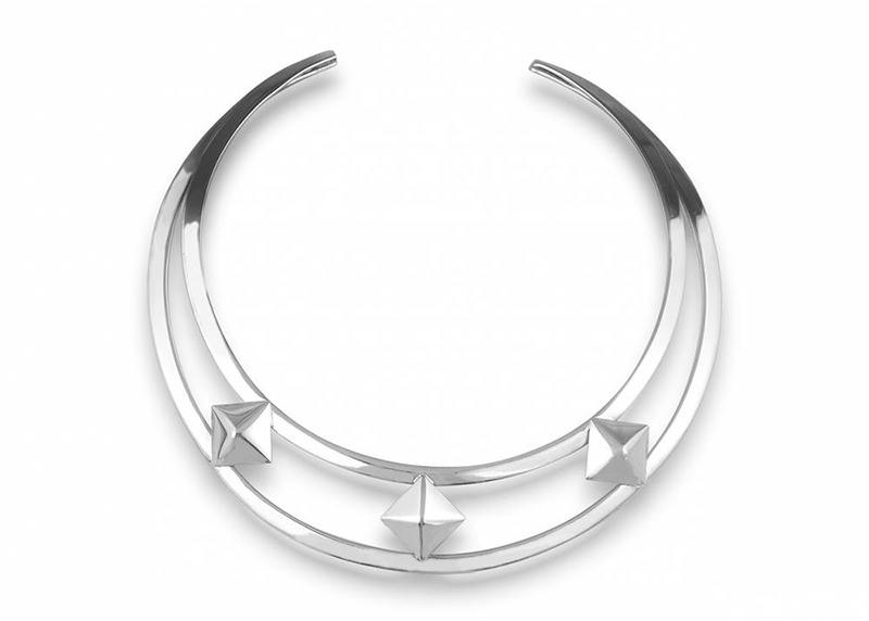 colar-de-noiva-moderno-aro-banho-de-prata-francesca-romana