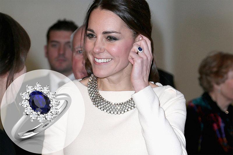 anel-de-noivado-Kate-Middleton-tradicao-de-noivado-joia-de-familia