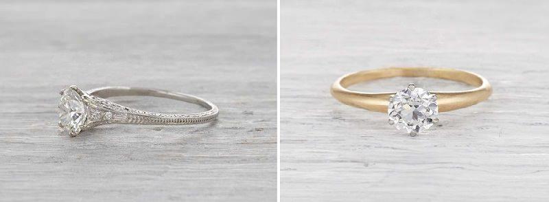 veja-como-os-aneis-de-noivado-mudaram-ao-longo-de-100-anos-de-história-1905-1910-tiffany-anel-solitario