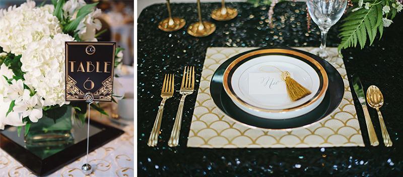 decoracao-de-casamento-retro-em-preto-branco-e-dourado-15-21