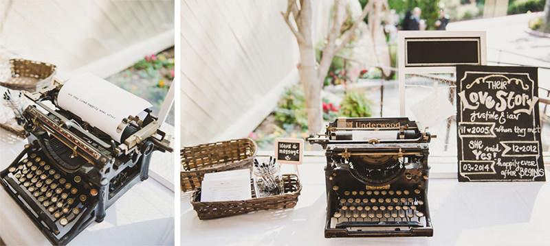decoracao-de-casamento-retro-maquina-de-escrever-referencia-art-deco-19