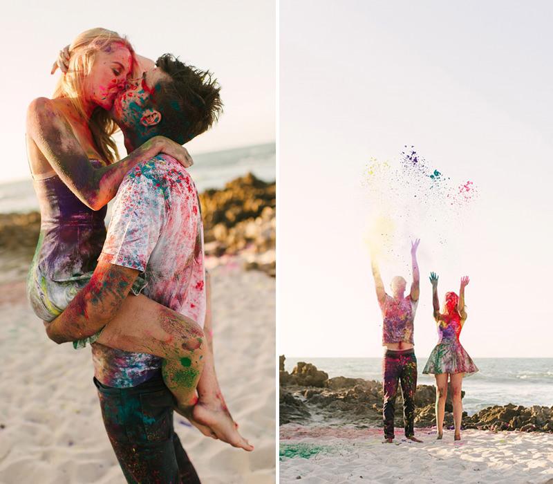 ensaio-de-noivado-com-po-colorido