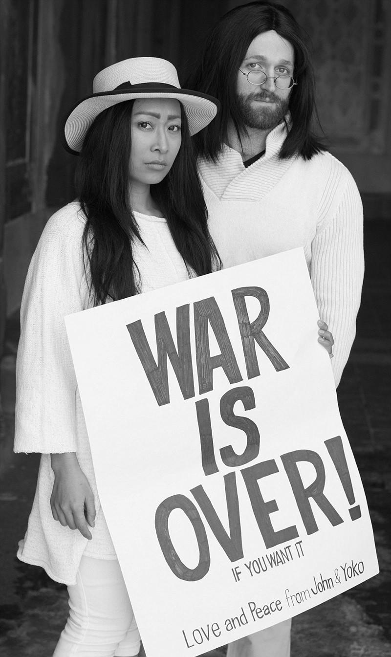 sessao-de-fotos-inspirada-em-Yoko-Ono-e-John-Lennon