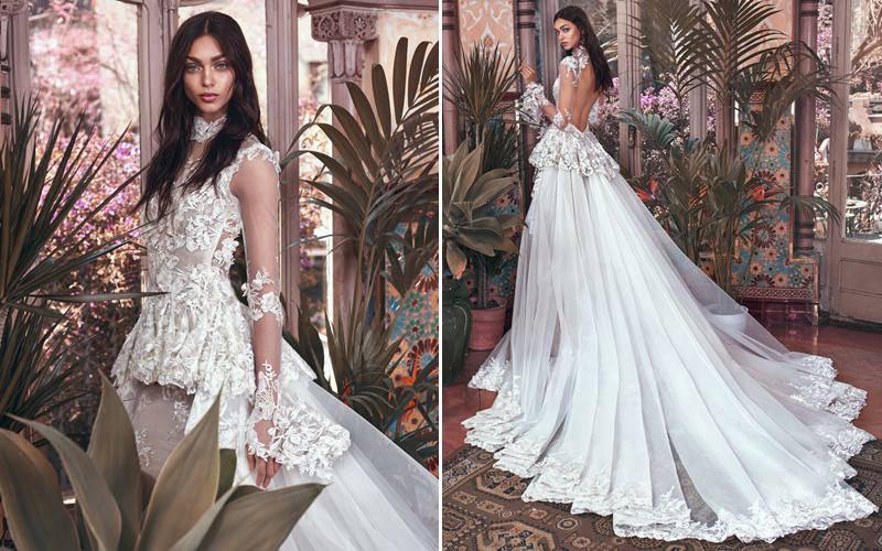 12 Tendências Para Vestidos De Noiva Em 2019 Enoivado