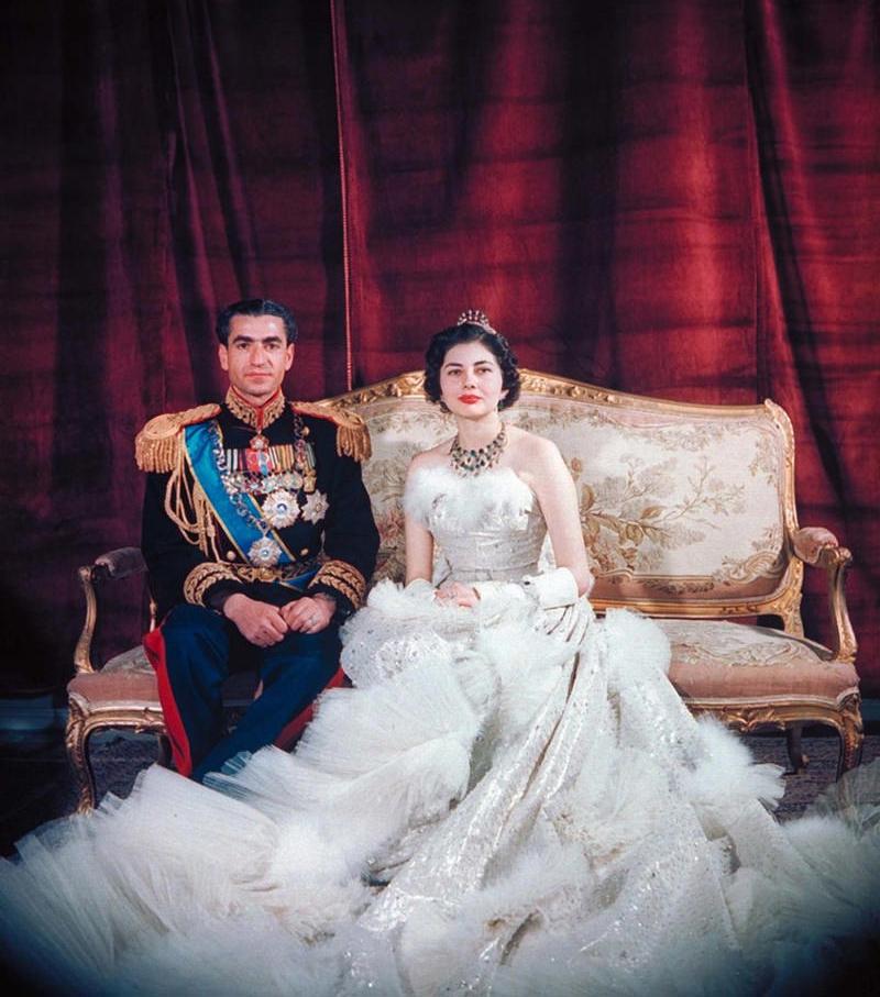 vestido-de-noiva-Dior-da-rainha-Soraya