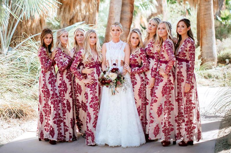 madrinhas de casamento com vestidos iguais 13 ideias para apostar