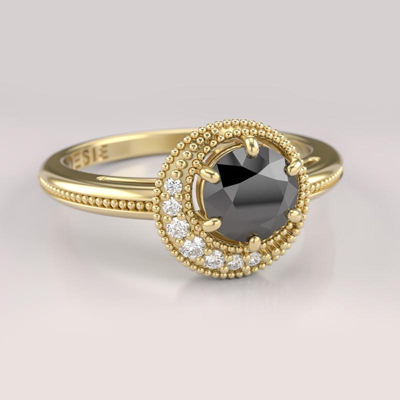 anel-de-noivado-em-formato-de-lua-com-diamante-negro