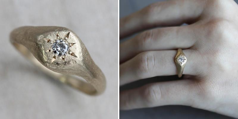 anel-de-noivado-estilo-sinete