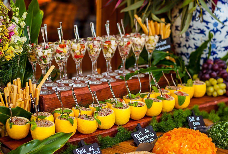 buffet-para-casamento-praia