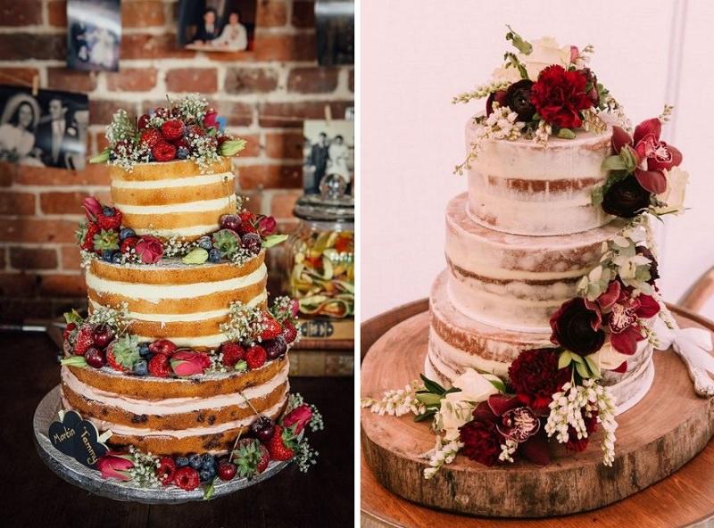 bolo-de-casamento-com-detalhes-vermelhos-naked-cake