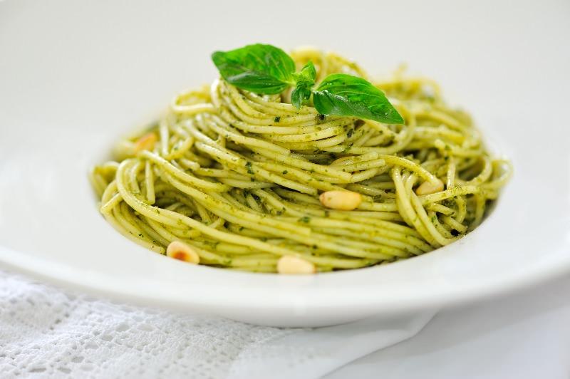 espaguete-ao-pesto-massas-gourmets-para-o-cardapio-do-casamento