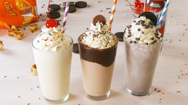 lanche-da-madrugada-para-casamento-milk-shake