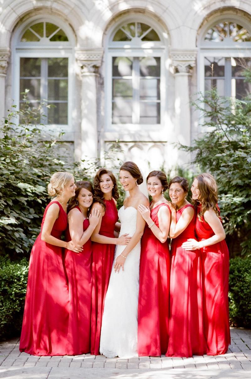 vestidos-de-madrinha-de-casamento-na-cor-vermelha