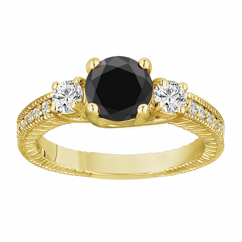 anel-de-noivado-com-pedra-central-redonda-de-diamante-negro