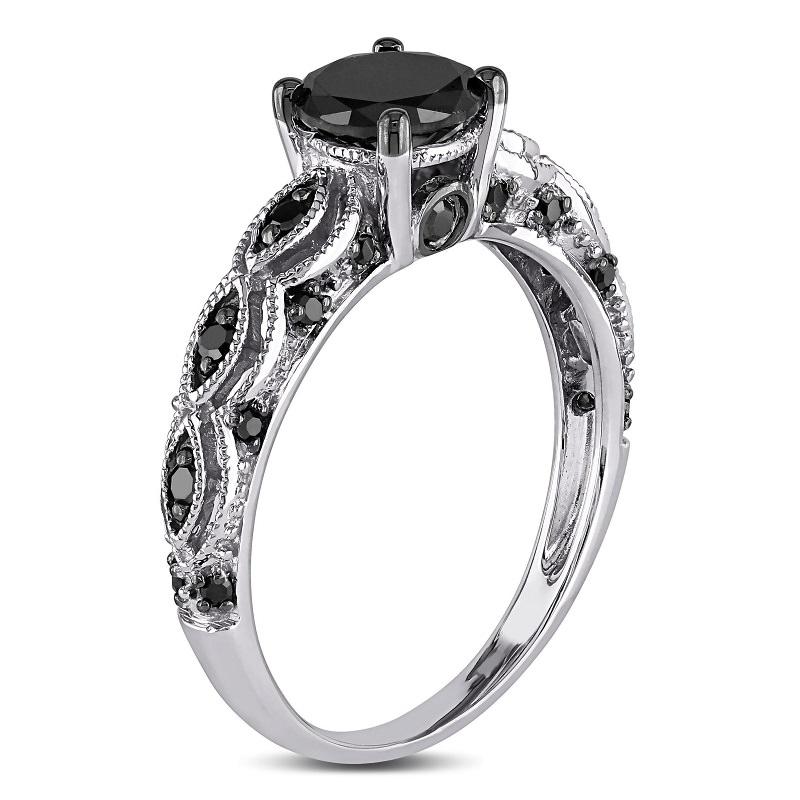 anel-de-noivado-ouro-branco-e-diversos-diamantes-negros