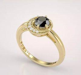 capa-anéis-de-noivado-com-diamantes-negros -enoivado