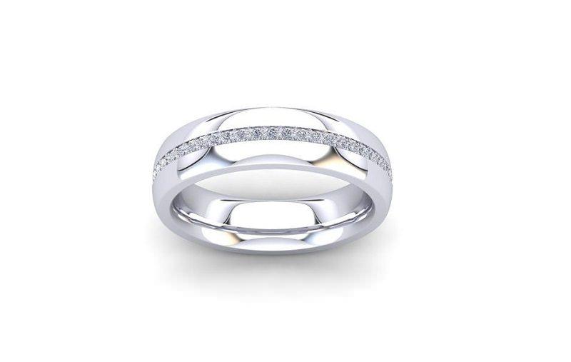 alianca-de-casamento-tradicioanal-cravejada