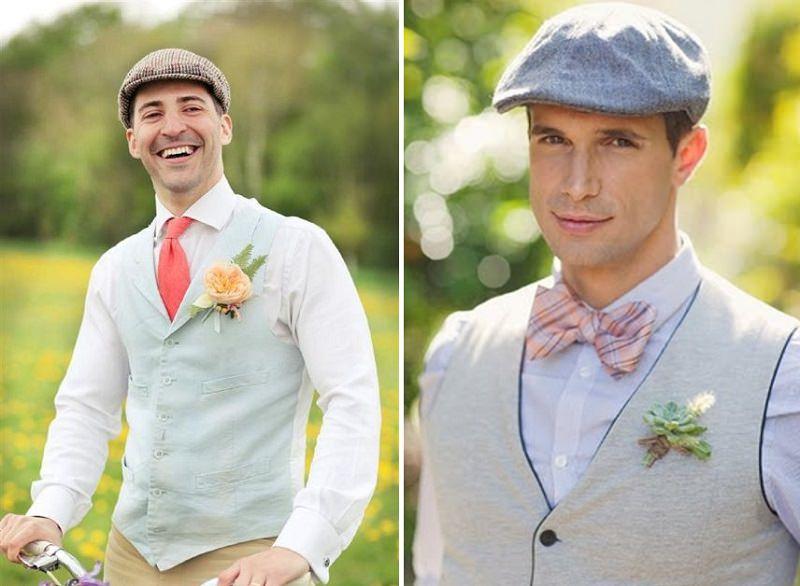 ideias-de-acessorios-para-noivo-usar-casamento-acessorios-masculinos-boina-para-noivo