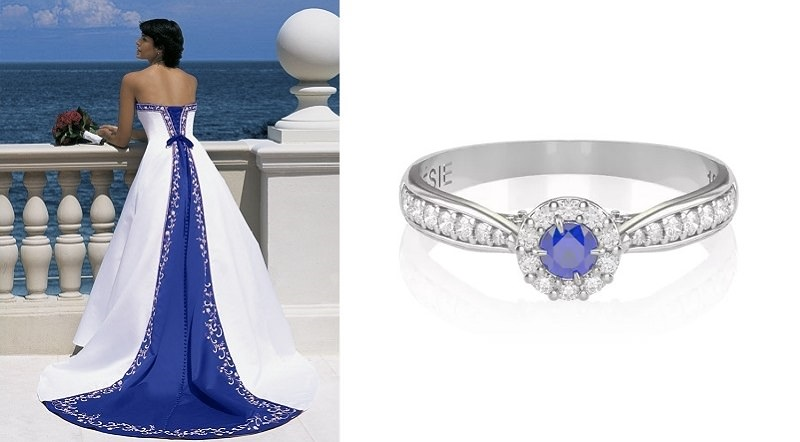 meu-vestido-de-noiva-pode-combinar-com-meu-anel-de-noivado-vestido-azul-e-branco--anel-uni-safira-azul-poesie