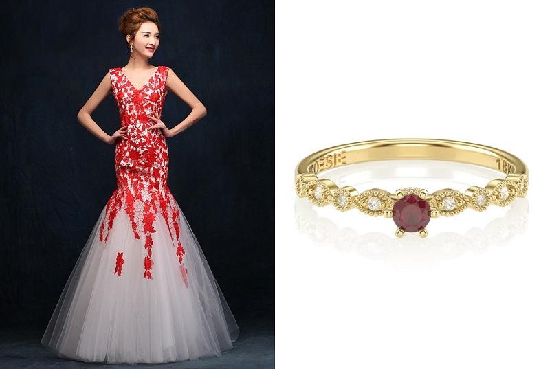 meu-vestido-de-noiva-pode-combinar-com-meu-anel-de-noivado-vestido-vermelho-anel-destiny-rubi-poesie