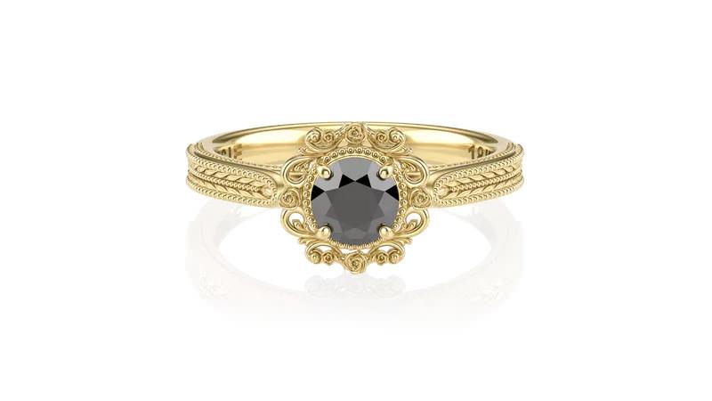 anel-de-noivado-persephone-poesie-anéis-de-noivado-com-diamantes-negros -enoivado