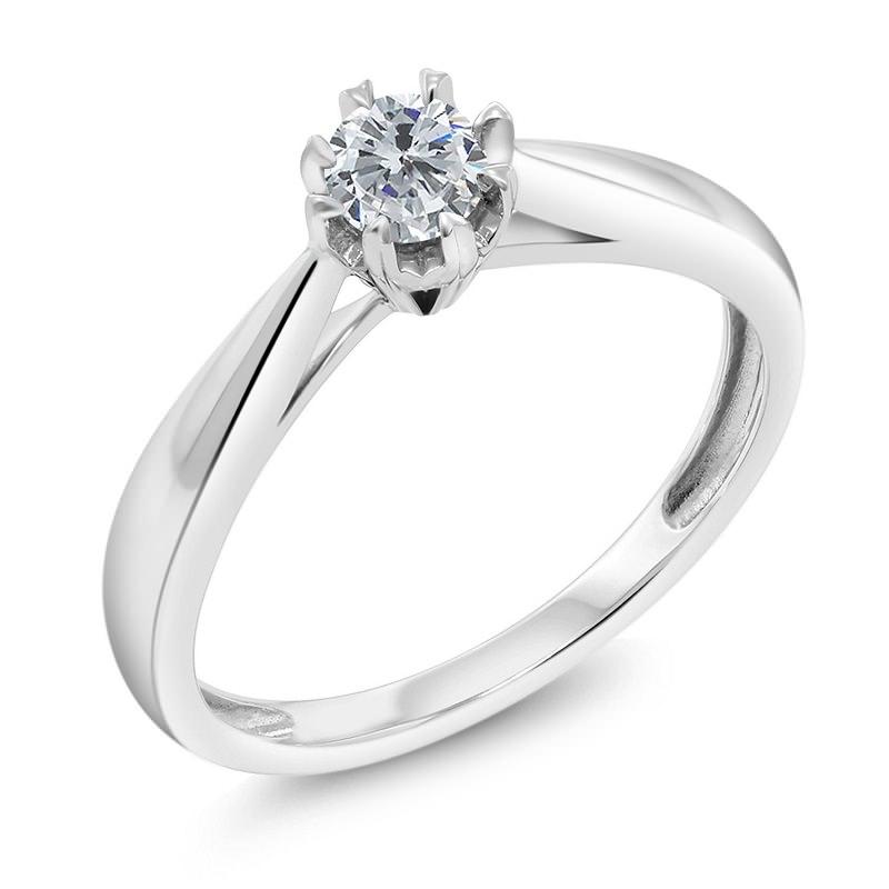 10-anel-de-ouro-branco-noivado-tradicional