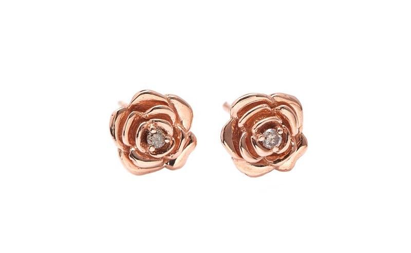 3-brinco-de-ouro-rosa-com-flor-e-diamante