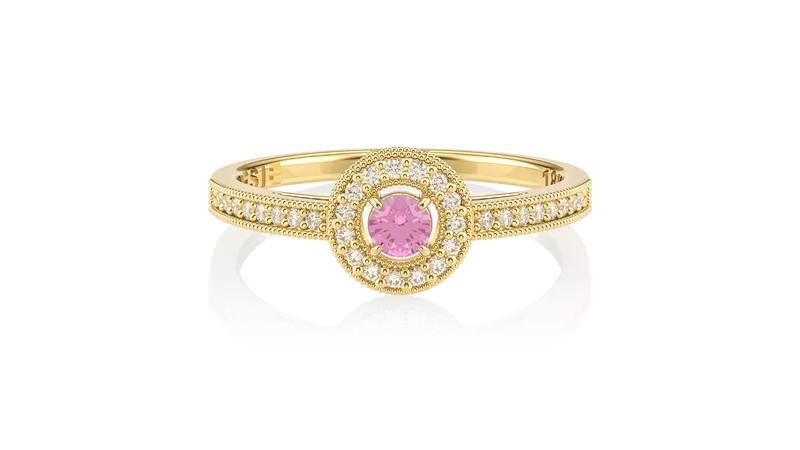 3-oui-safira-rosa-ouro-amarelo-anel-de-noivado