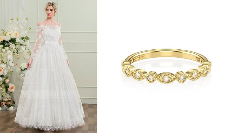 3-vestido-de-noiva-modelo-princesa-e-alianca-prelude-ouro-com-diamantes-poesie