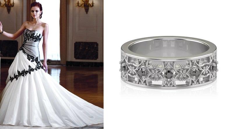 8-vestido-de-noiva-com-detalhes-em-preto-alianca-de-casamento-romanesque-diamante-negro-poesie